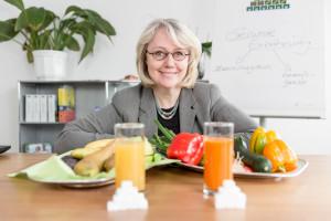 Ernährungsberaterin Silke Zur